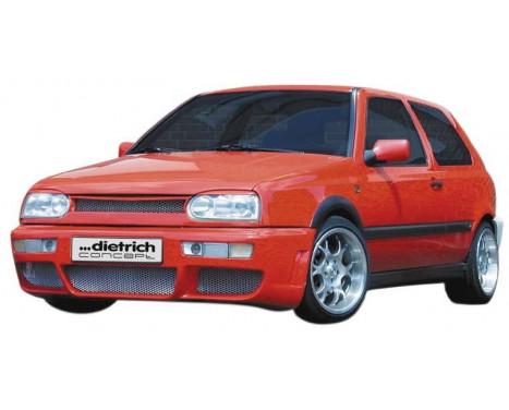 Dietrich Front bumper Volkswagen Golf III & Golf Cabrio 1991-1997