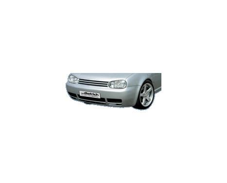 Dietrich Front bumper Volkswagen Golf IV 1998-2003 'Clean-Look', Image 2