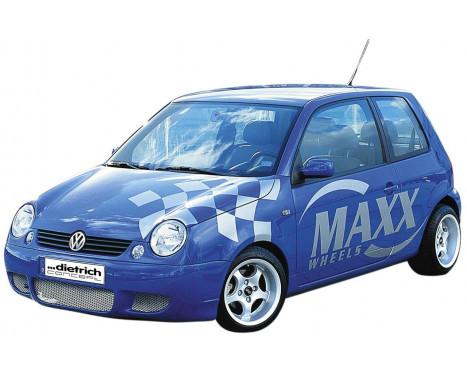 Dietrich Front bumper Volkswagen Lupo 1998-