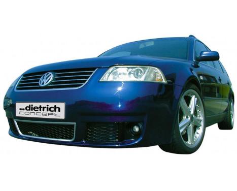 Dietrich Front bumper Volkswagen Passat 3BG 2000-2004