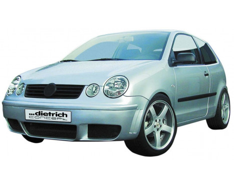 Dietrich Front bumper Volkswagen Polo 9N 2001-2005