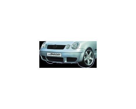 Dietrich Front bumper Volkswagen Polo 9N 2001-2005, Image 2