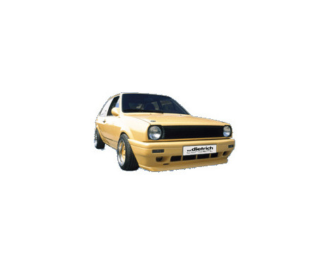 Dietrich Front bumper Volkswagen Polo A02 1981-1990, Image 2