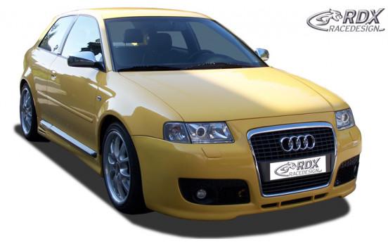 Front bumper Audi S3 8L 1996-2003 'SingleFrame' (GFK)