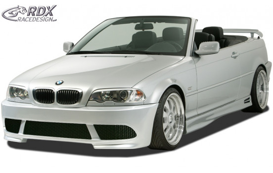 Front bumper BMW 3-Series E46 Coupe / Cabrio 'M-Line Pro' (GFK)