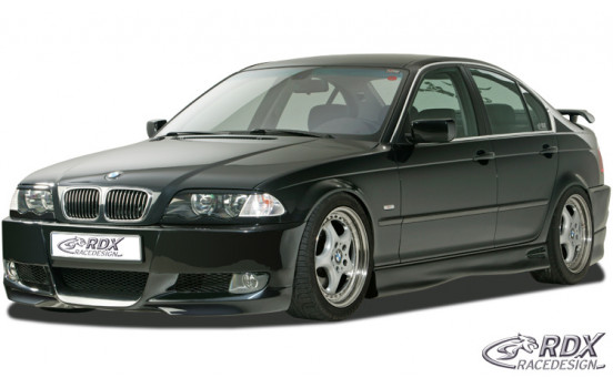 Front bumper BMW 3-Series E46 Sedan / Touring 'E92-Look' (GFK)