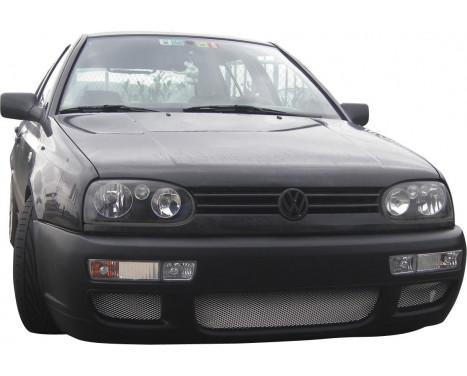 Front bumper Volkswagen Golf III 1991-1997 'R-Look' (ABS)