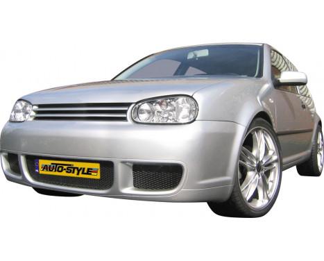 Front bumper Volkswagen Golf IV 1998-2003 'R-Look' (ABS)