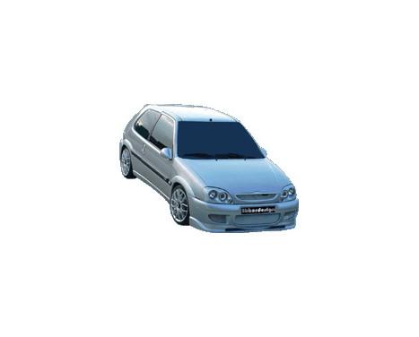 IBherdesign Front bumper Citroën Saxo VTR / VTS 'Stealth'