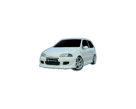 IBherdesign Front bumper Fiat Punto MK1 1993-1999 'Diablo'