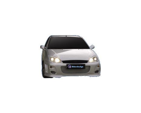 IBherdesign Front bumper Ford Focus -00 'Hunter' Incl. Mesh, Image 2