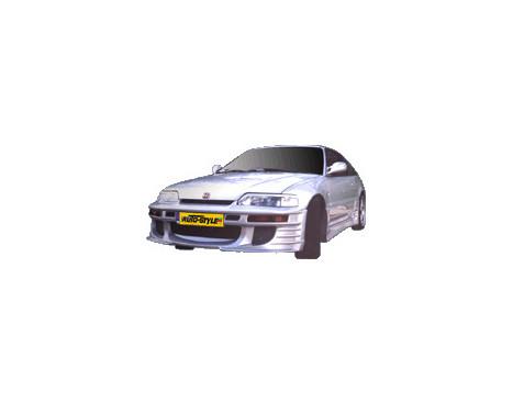 IBherdesign Front bumper Honda CRX 1988-1992 'Predator' VTec
