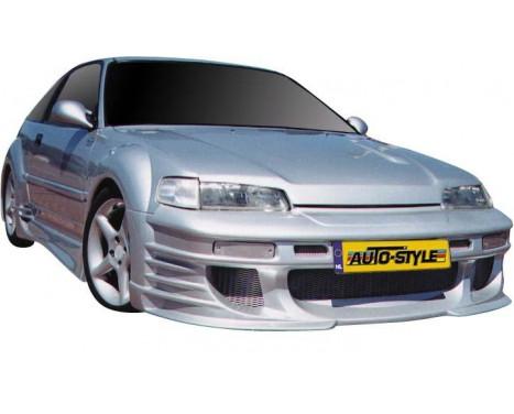 IBherdesign Front bumper Honda CRX 1988-1992 'Predator Maxi' Excl. VTec