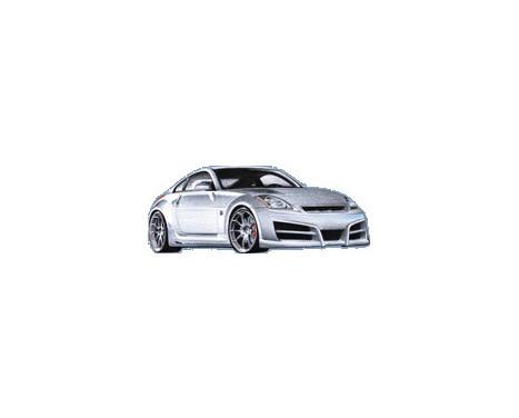 IBherdesign Front bumper Nissan 350Z 'Havoc', Image 2