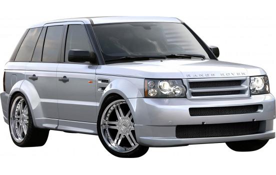 IBherdesign Front bumper RangeRover Sport 2005- 'Crusader' + Fog light cut-outs