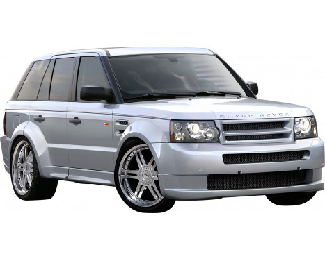 IBherdesign Front bumper RangeRover Sport 2005- 'Crusader'