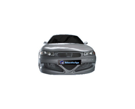 IBherdesign Front bumper Rover 200/25 'Insane' Incl. Mesh, Image 2