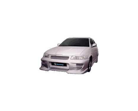 IBherdesign Front bumper Seat Ibiza 1999-2002 'Eclipse' Incl. Mesh, Image 2