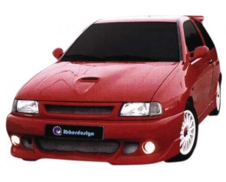 IBherdesign Front bumper Seat Ibiza 6K -1999 'Comet' Incl. Mesh / lamps