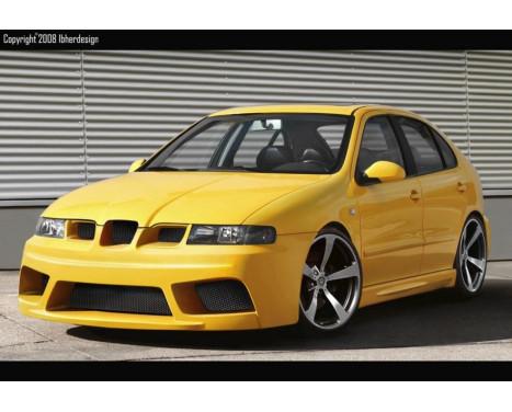 IBherdesign Front bumper Seat Leon / Toledo 1M 1999-2005 'Veleta'