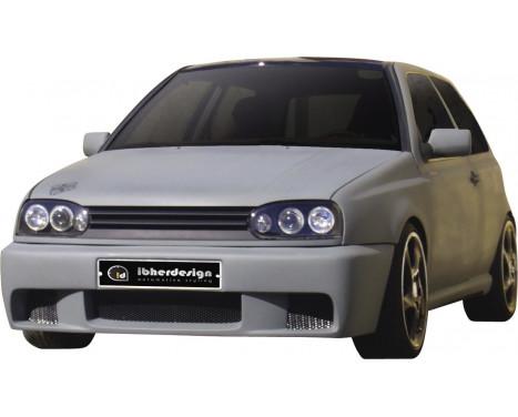 IBherdesign Front bumper Volkswagen Golf III 'Minerva' Incl. Mesh