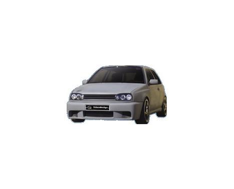 IBherdesign Front bumper Volkswagen Golf III 'Minerva' Incl. Mesh, Image 2