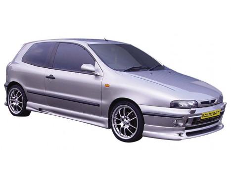 Carcept Front spoiler Fiat Bravo 1995-, Image 2