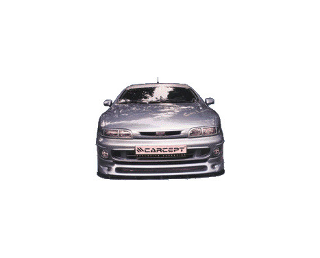 Carcept Front spoiler Fiat Bravo 1995-