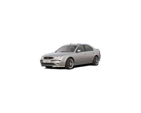 Carcept Front spoiler Ford Mondeo 2001-