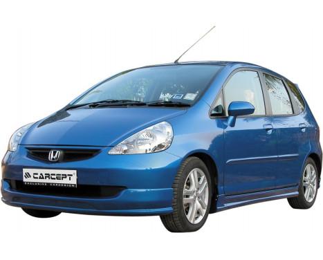 Carcept Front spoiler Honda Jazz 2002-2006