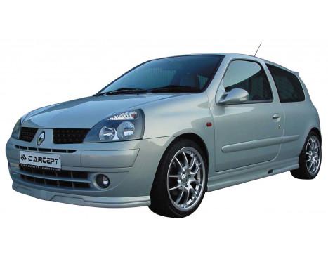 Carcept Front spoiler Renault Clio II 2001-, Image 2