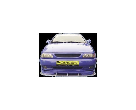 Carcept Front spoiler Seat Ibiza 6K 1996-1999 'Basic' Excl. Windsplitter
