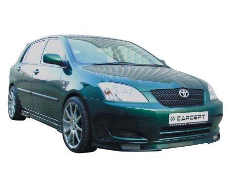 Carcept Front spoiler Toyota Corolla E12 2002-, Image 2
