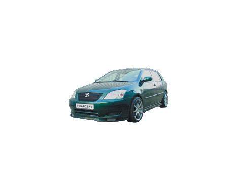 Carcept Front spoiler Toyota Corolla E12 2002-