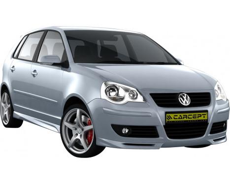 Carcept Front spoiler Volkswagen Polo 9N2 2005-2009 'Styling'
