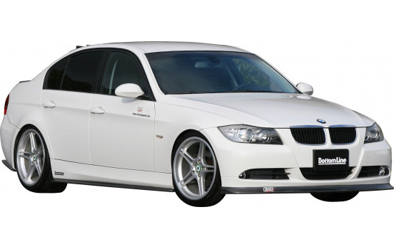 Chargespeed Front spoiler BMW 3-Serie E90 2005-2008 'Bottomline' (FRP)