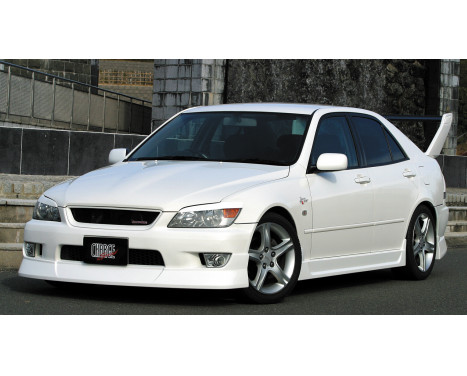 Chargespeed Front spoiler Lexus IS / Altezza SXE10, Image 2