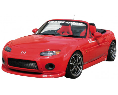 Chargespeed Front spoiler Mazda MX-5 NC 11 / 202005- (FRP)