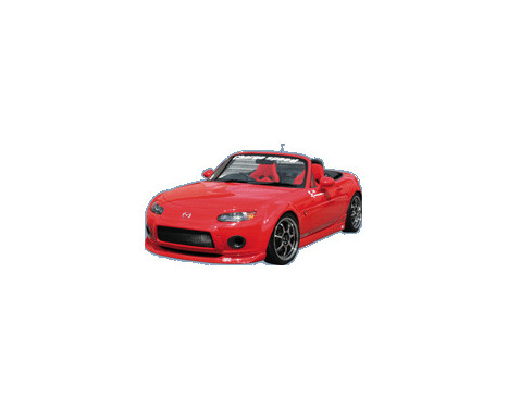 Chargespeed Front spoiler Mazda MX-5 NC 11 / 202005- (FRP), Image 3