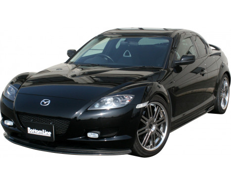 Chargespeed Front spoiler Mazda RX-8 SE3P BottomLine (FRP), Image 2