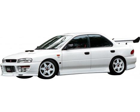 Chargespeed Front spoiler Subaru Impreza GC8 Version 1-4, Image 2