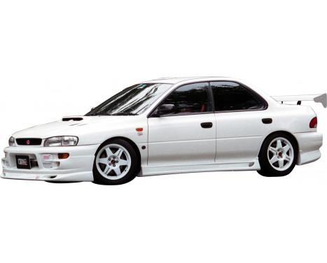 Chargespeed Front spoiler Subaru Impreza GC8 Version 5/6 Type2, Image 2
