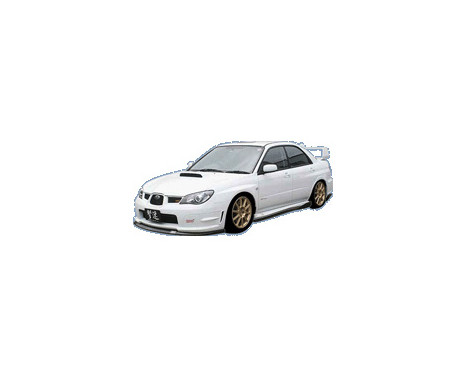 Chargespeed Front spoiler Subaru Impreza GD # BottomLine Type1 (FRP) (F / G)
