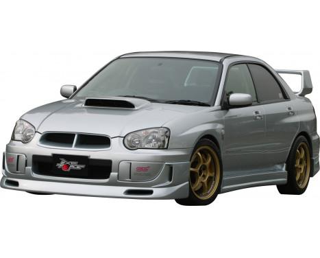 Chargespeed Front spoiler Subaru Impreza GD # (C / D / E), Image 2