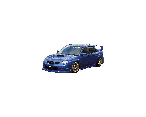 Chargespeed Front spoiler Subaru Impreza GD # (F / G) 'S-Type', Image 2