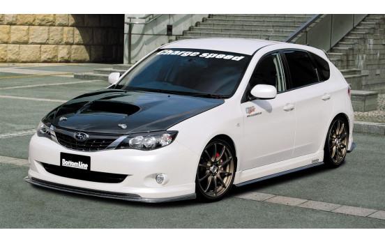 Chargespeed Front spoiler Subaru Impreza GH8 A / B 9 / 2007- BottomLine (FRP)