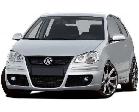 Dietrich Front spoiler Volkswagen Polo 9N2 2005-2009 'C-Type' (PU)