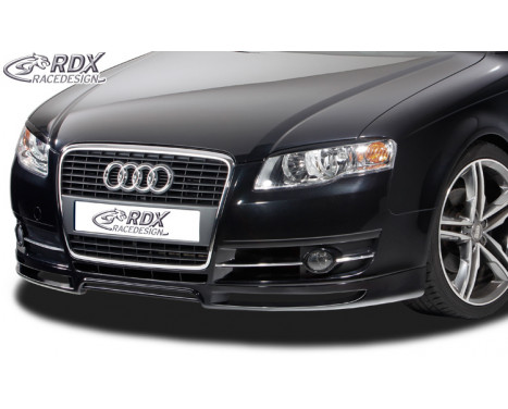 Front spoiler Audi A4 B7 2005-2008 Incl. Convertible (GFK)
