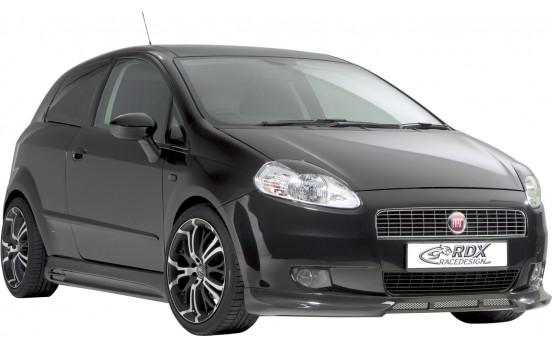 Front spoiler Fiat Grande Punto 2005- (ABS)