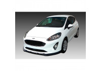 Front spoiler Ford Fiesta VIII 2017- (ABS)